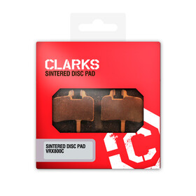 Clarks Sintered Disc Pads Promax / Hayes MX1